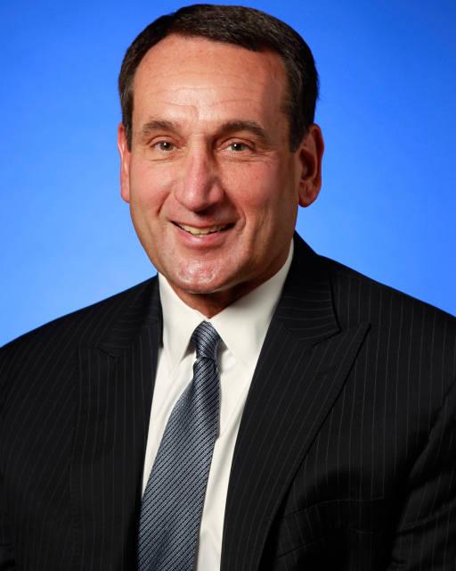 Mike Krzyzewski Virginia Duke