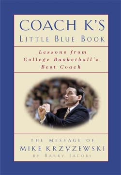 Coach K's Little Blue Book
