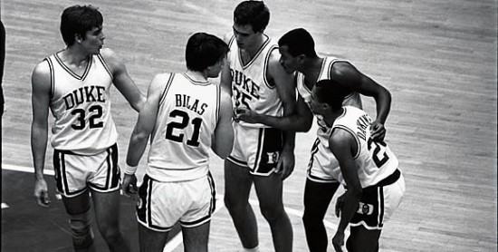 1986 Duke Basketball Team